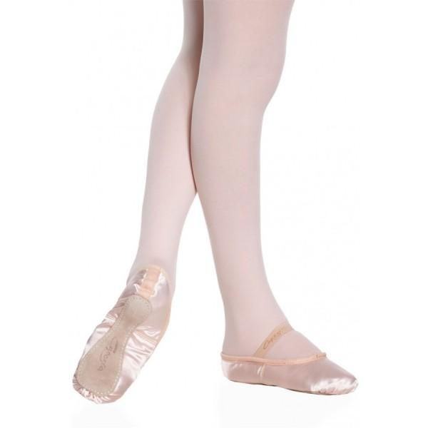 Capezio Satin Daisy, ballet shoes for adults