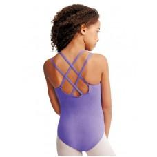 Capezio Double strap camisole leotard for children