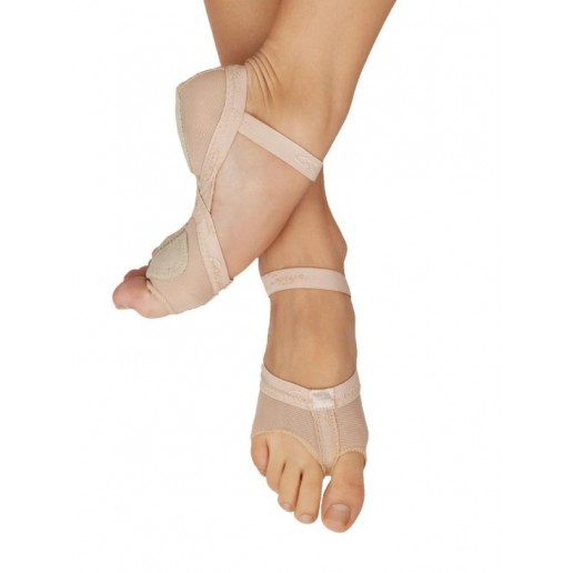Capezio Full Body footUndeez Foot Thongs, heel and arch support
