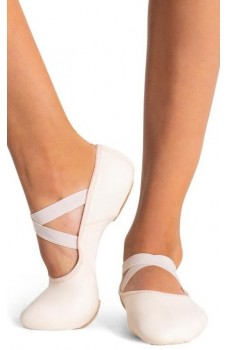 Capezio HANAMI, leather ballet slippers