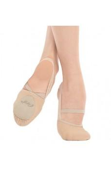 Capezio Hanami PIROUETTE, open heel elastic shoes