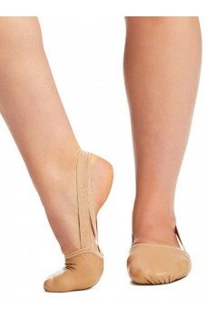 Capezio Pirouette II, leather ballet shoes