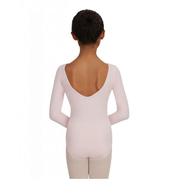 Capezio long sleeve leotard for children