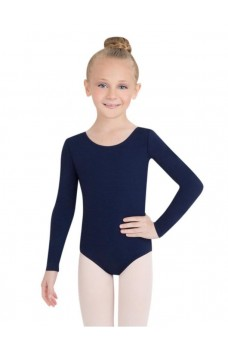 Capezio long sleeve leotard for girls