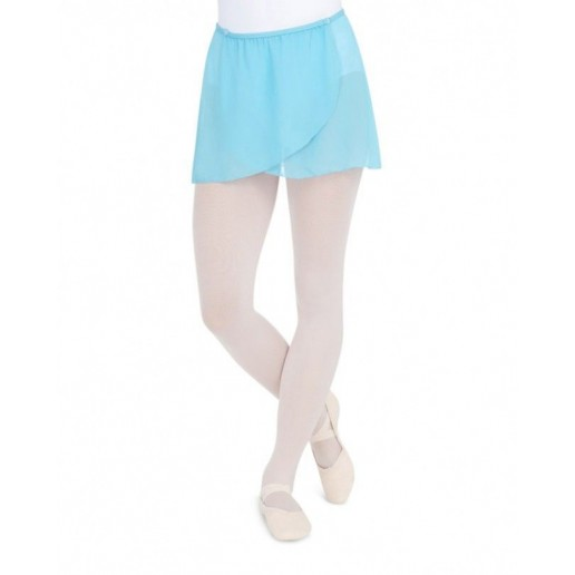 Capezio button wrap skirt, ballet skirt for girls