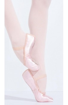 Capezio Satin Daisy, ballet shoes for adults
