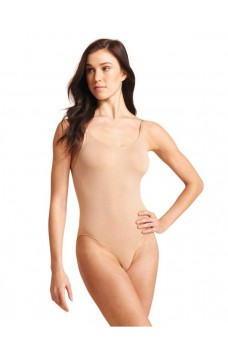 Capezio Low back Seamless camisole 3681, leotard under costume