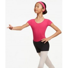 Capezio TC0054C cap sleeve leotard for children