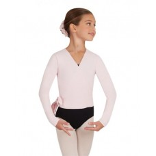 Capezio Tactel warming wrap top