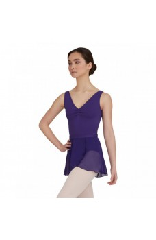 Capezio Tactel V Neck Leotard TC0002