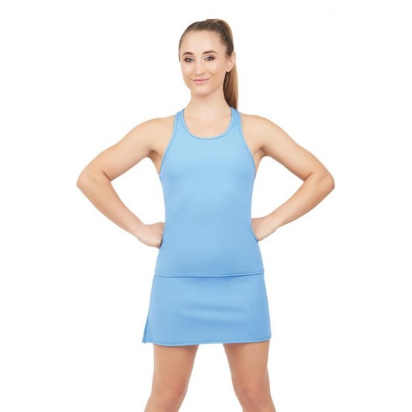 Capezio Team basic skirt, skirt with shorts