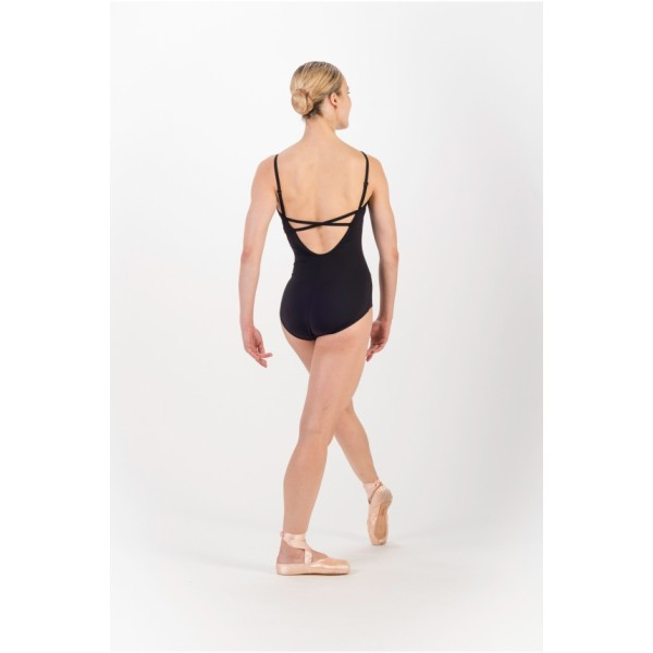 Capezio Skylight Breeze Criss cross back, ballet leotard
