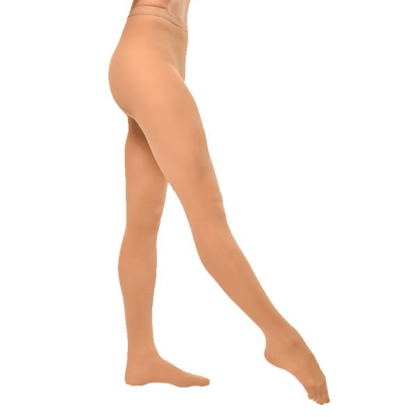 Dansez Vous E100, ballet tights with whole foot