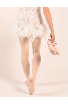 Dansez Vous E100, ballet pantyhose with full foot for kids