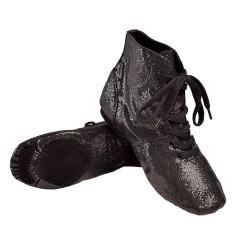 Dansez Vous Shinny, glitter jazz boots for children