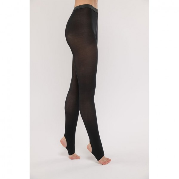 Dansez Vous E103, matte stirrup tights for children