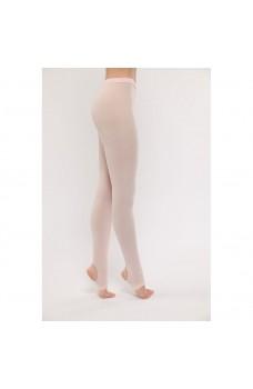 Dansez Vous E103, matte stirrup tights for children