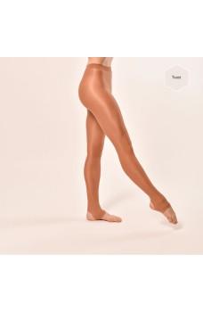 Dansez Vous S103, stirrup shiny pantyhose