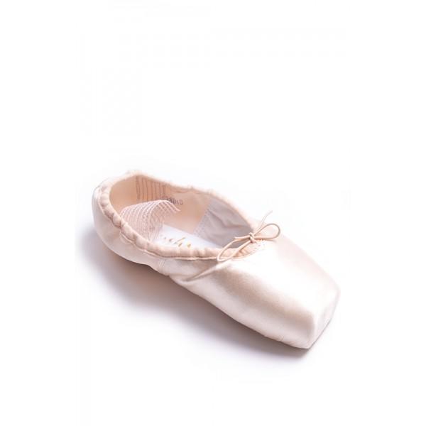 Sansha Debutante, pointe shoes for beginners