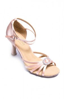 Sansha Dolores, latin dance shoes
