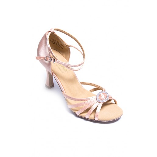 Sansha Dolores, latin dance shoes