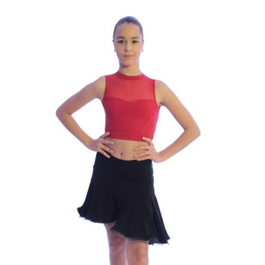 Latino 21 dance skirt for girls