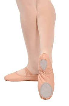 Dansez Vous Emy, leather ballet shoes