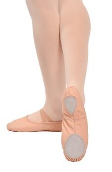 Dansez Vous Emy, leather ballet shoes for children