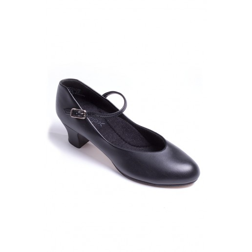 Capezio Jr Footlight, character shoe