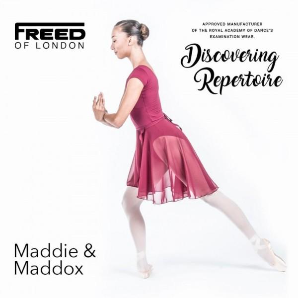 Freed of London MADDOX, wrap skirt