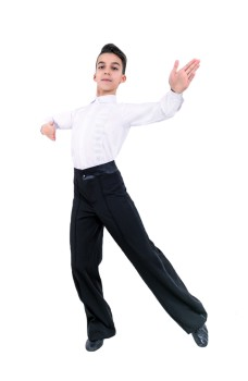 Ballroom pants for boys standard Pro