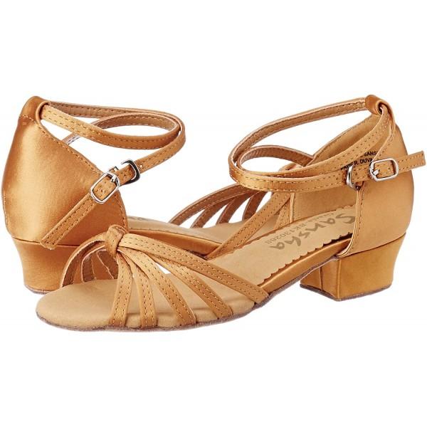Sansha Gracia, women's Latin shoes