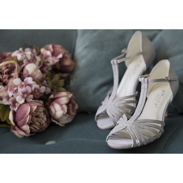 Isabelle, wedding shoes