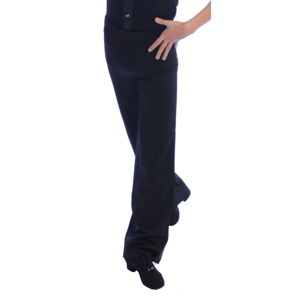 Ballroom pants for men standard Basic