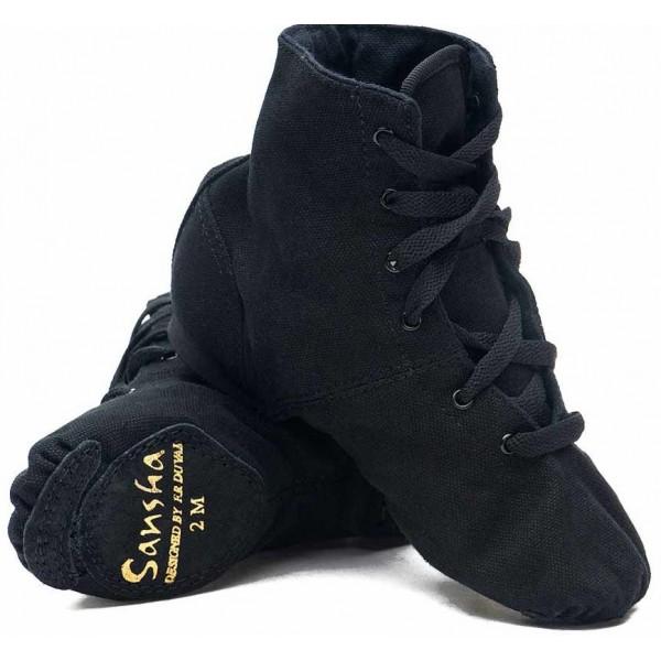 Sansha Soho JB3C, jazz boots