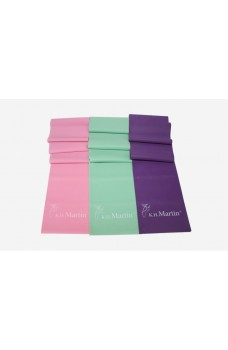 K.H. Martin stretching band, purple EXTRA STRONG