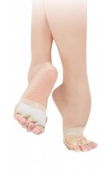 Sansha Graham, foot thongs for kids