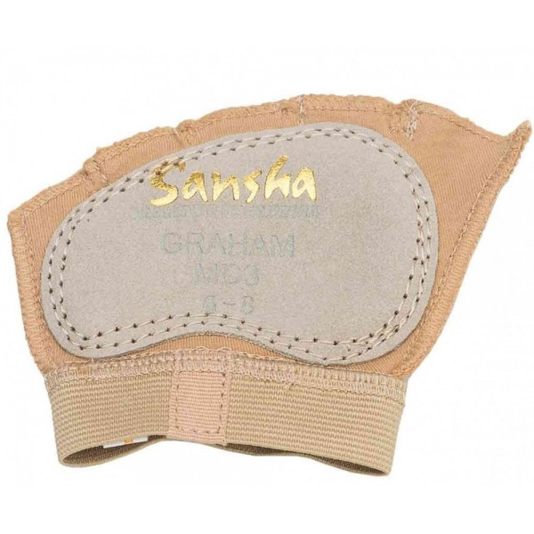 Sansha Graham, foot thongs for kids
