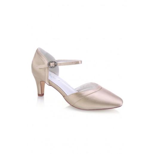 Mona, wedding shoes