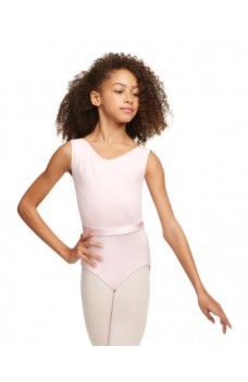 Capezio Princess Perfect, ballet leotard with ribbon