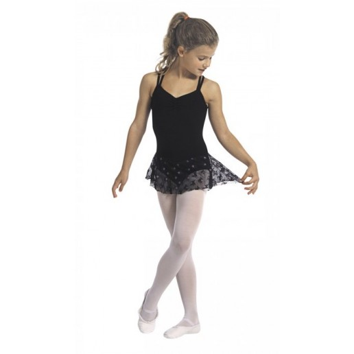 Sansha Jodie, leotard for children with skirt