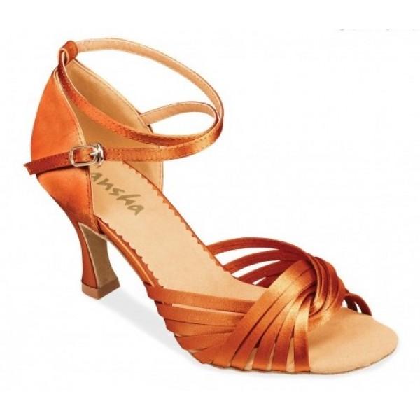 Sansha Ashley, ballroom dance shoes