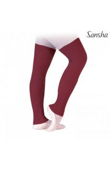 Sansha Aster leg warmers