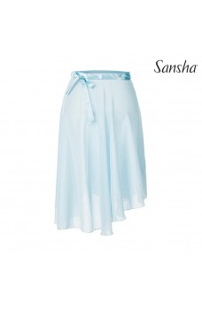Sansha Aline, knee-length ballet skirt