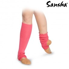 Sansha Lobelia, leg warmers for children