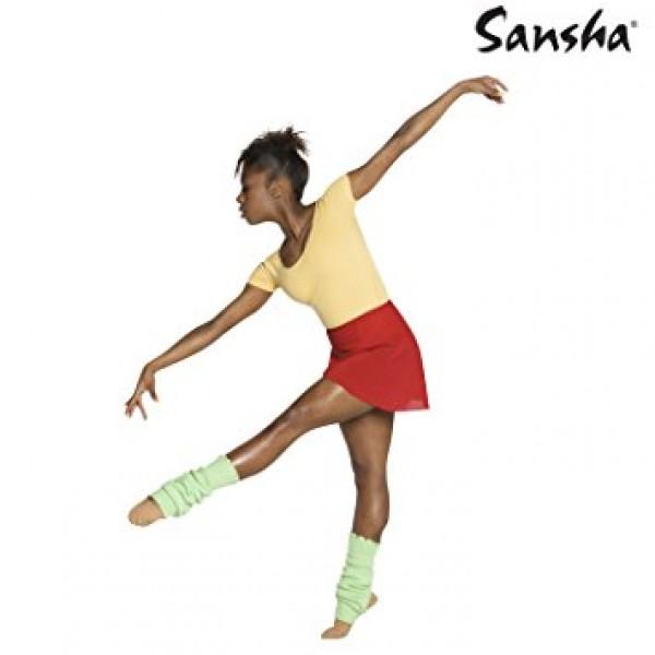 Sansha Lobelia, leg warmers for children