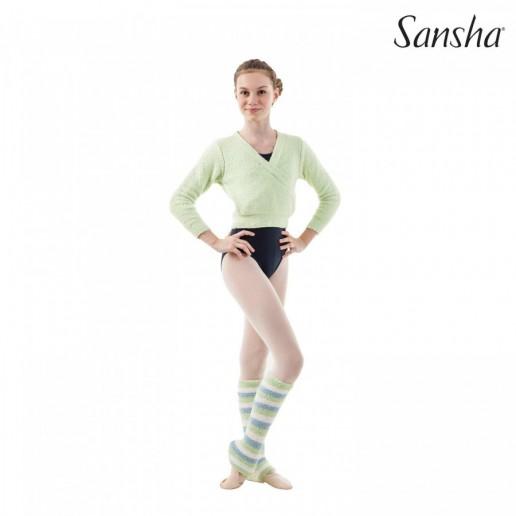 Sansha Malie, leg warmers for children