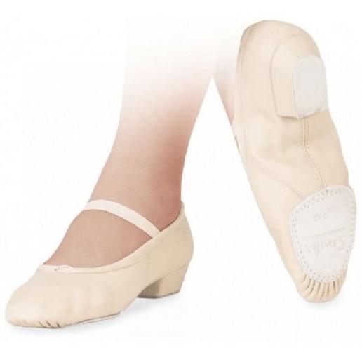 Sansha Prima TE2L teacher's shoes