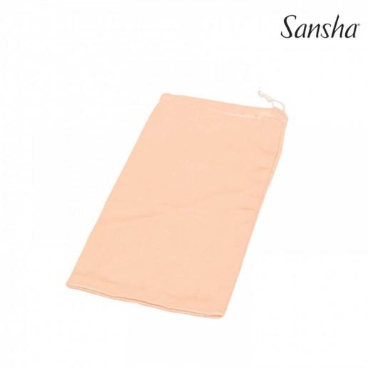 <span style='color: red;'>Out of order</span> Sansha satin bag, gym bag