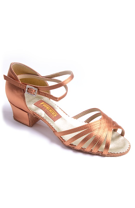 Freed of London Satine, latin shoes for